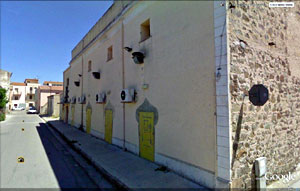 Stabile/Palazzo con terrazzo a Oschiri - centro - 01
