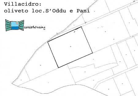 Terreno Agricolo a Villacidro - pressi paese - 01
