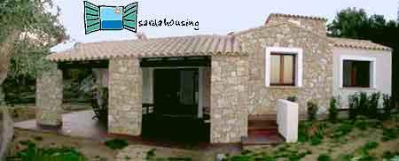 Villa con giardino a Castiadas - costa rei, cala sinzias - 01