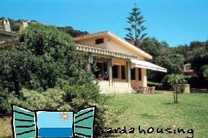 Villa con giardino a Maracalagonis - torre delle stelle - 01