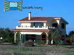 Villa con giardino a Uta - pressi paese - 01