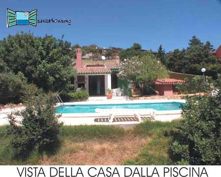 Villa con giardino a Villasimius - 01