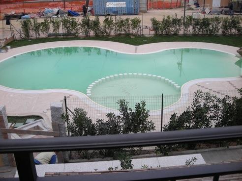 Bilocale Olbia marina murta maria - 01, piscina