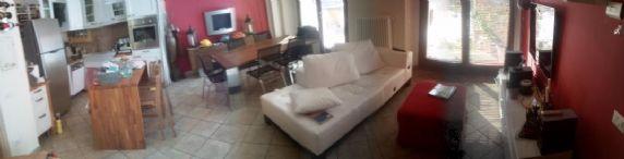 Appartamento con giardino a Valgreghentino - 01, indipendete co terreno privato e piscina