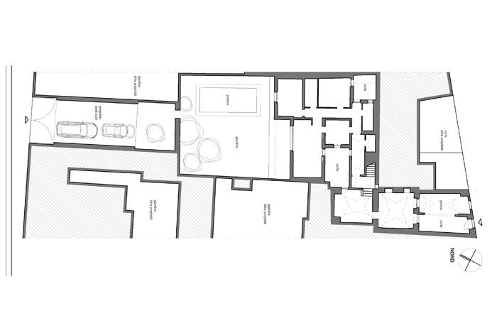Casa indipendente con giardino a Andrano