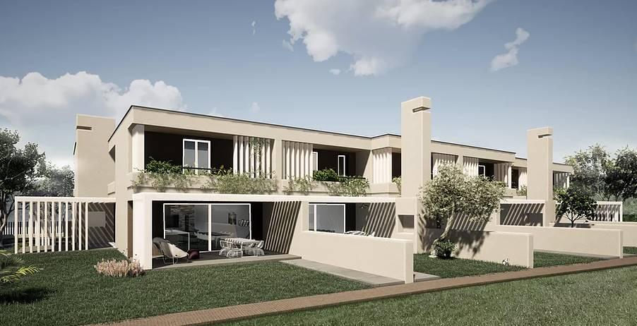 Villa Bifamiliare nuova a Selvazzano Dentro