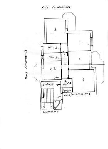 Caserta vendita appartamento con box singolo - 01