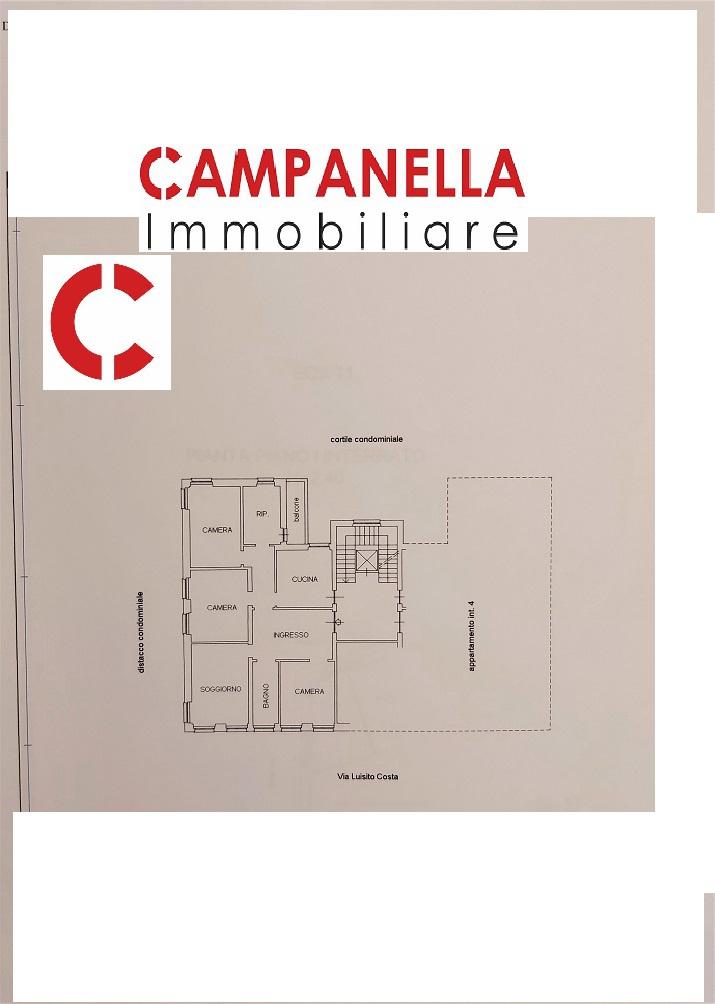 Appartamento in via luisito costa Santa Margherita Ligure