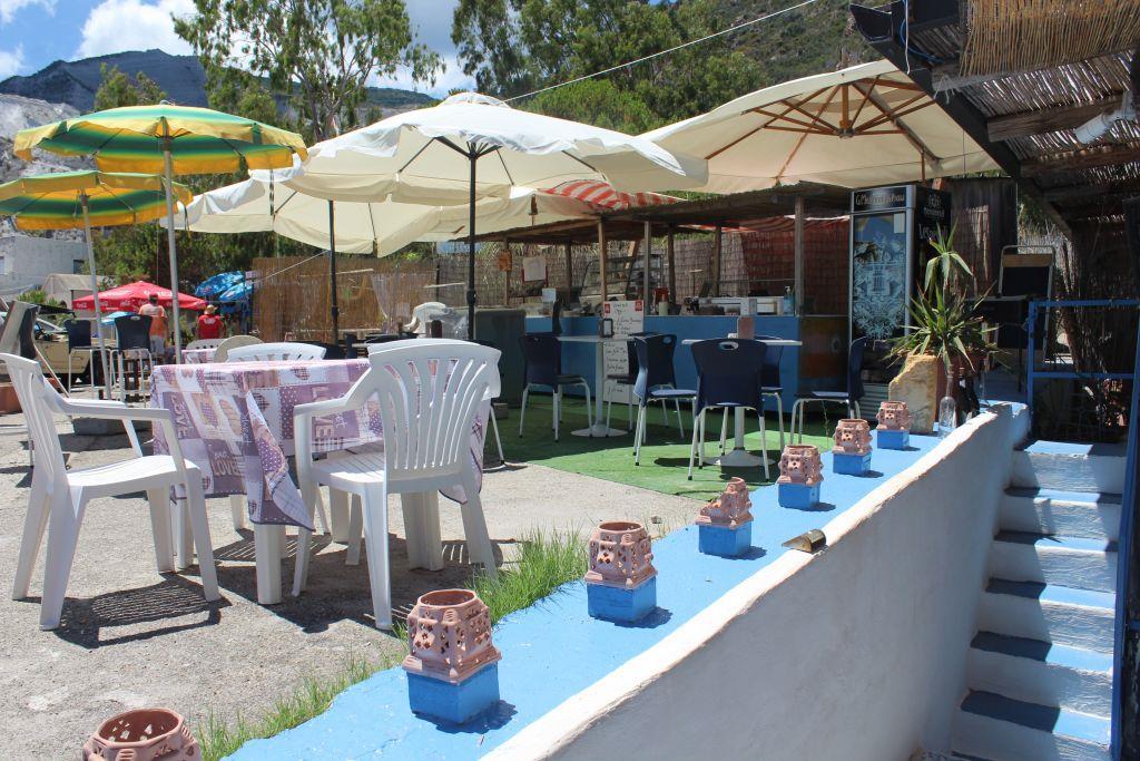 Attività commerciale Ristorante e pizzeria con giardino in porticello 98055 lipari me, Lipari