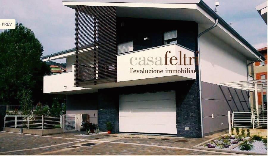 Vende villa nuovo Bergamo centrale