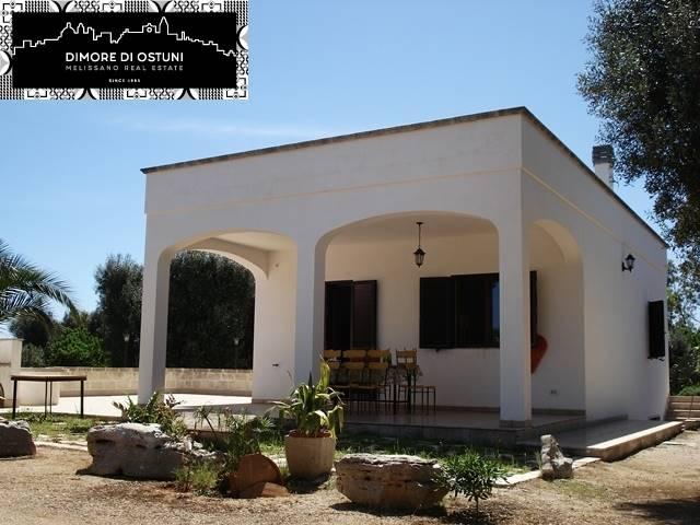 Vendo villa con giardino a San Vito dei Normanni