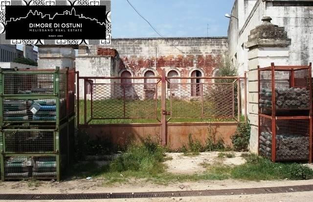 Capannone da ristrutturare a Ostuni - 01, Foto