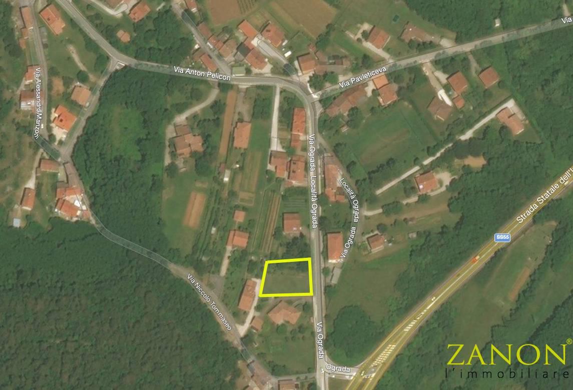 Terreno in vendita, Savogna d'Isonzo gabria