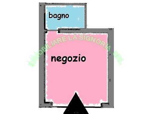 Negozio in vendita, Firenze isolotto