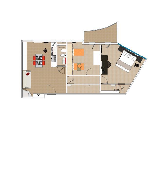 Vende appartamento a Monsampolo del Tronto - 01