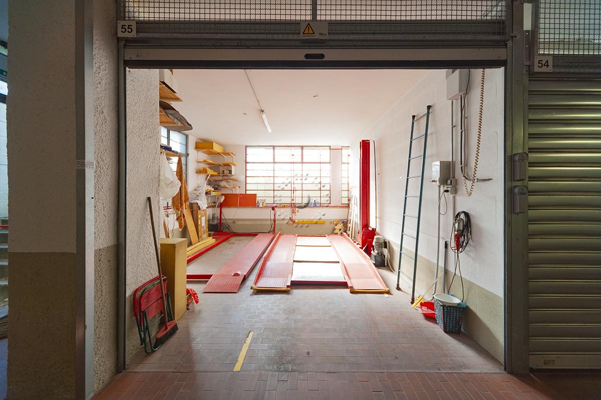 Box/Garage 29mq in vendita in via pietro della valle, Firenze