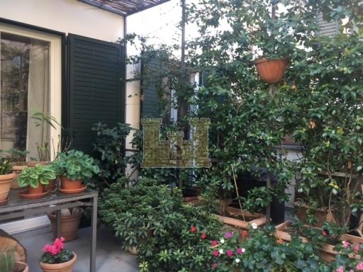 Appartamento con terrazzo Firenze piazza santa croce-sant'ambrogio
