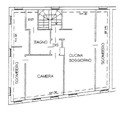 Appartamento Bilocale a Treviso - centro storico - 01