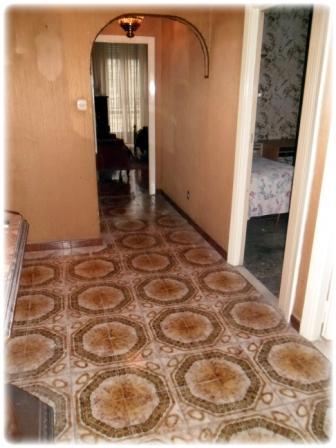 Appartamento via della formica Roma - 01