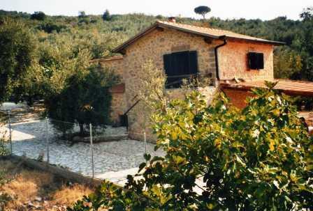 Villa capocroce Sonnino - 01