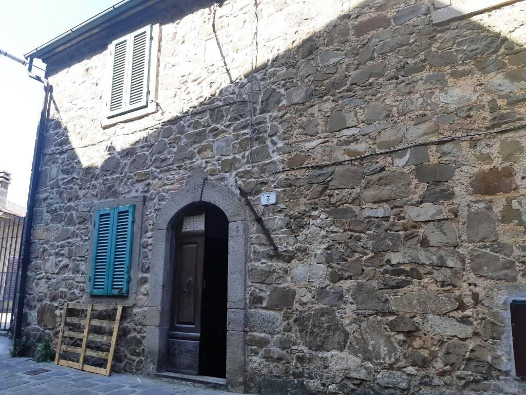 Casa indipendente da ristrutturare, Arcidosso montelaterone