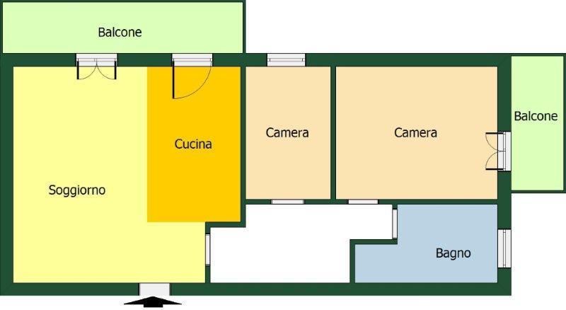 Appartamento a Desio - 01
