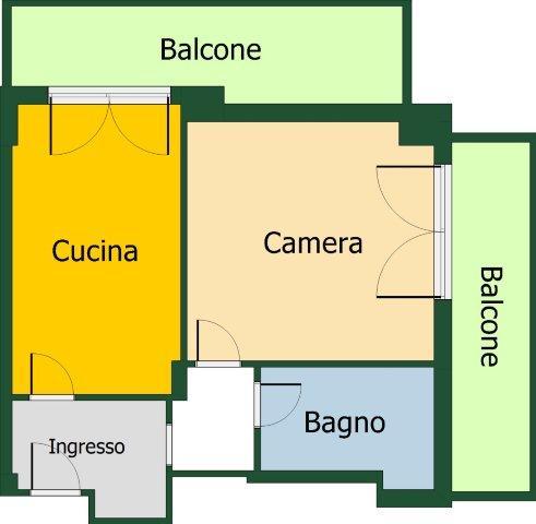 Appartamento Bilocale a Gallarate - 01