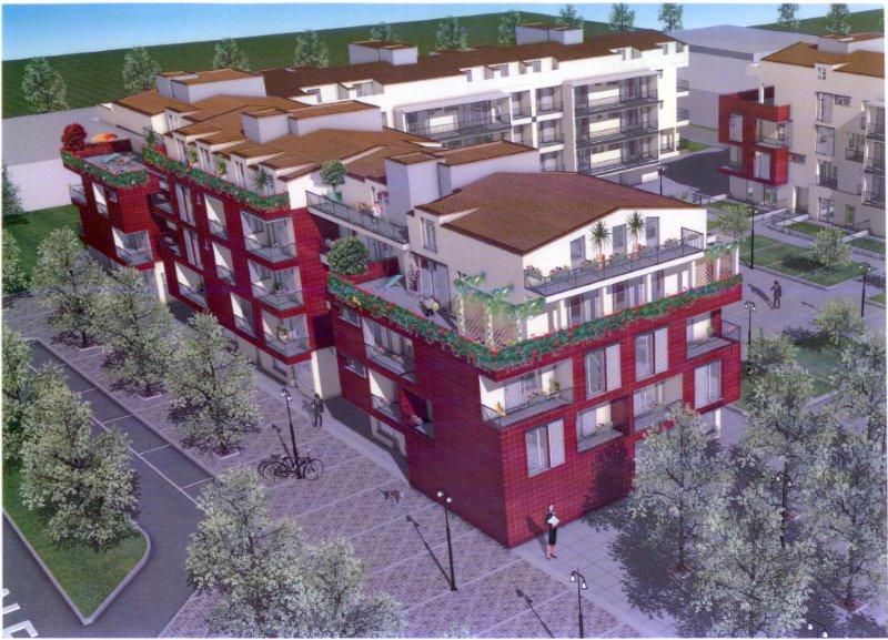 Appartamento con terrazzo a Cologno Monzese - 01