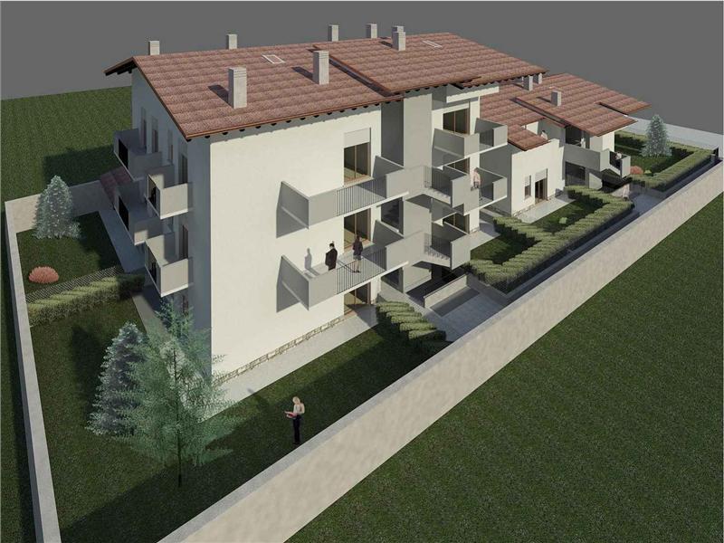Appartamento Monolocale con giardino a Cinisello Balsamo - 01