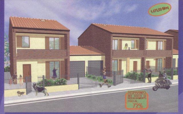 Vende villa con giardino a Valera Fratta - 01