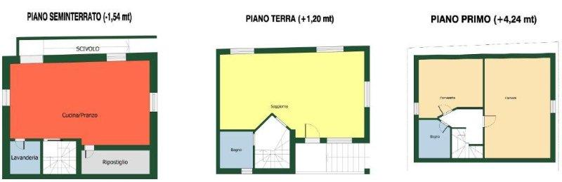 Vende villa con posto auto scoperto a Cusano Milanino - 01