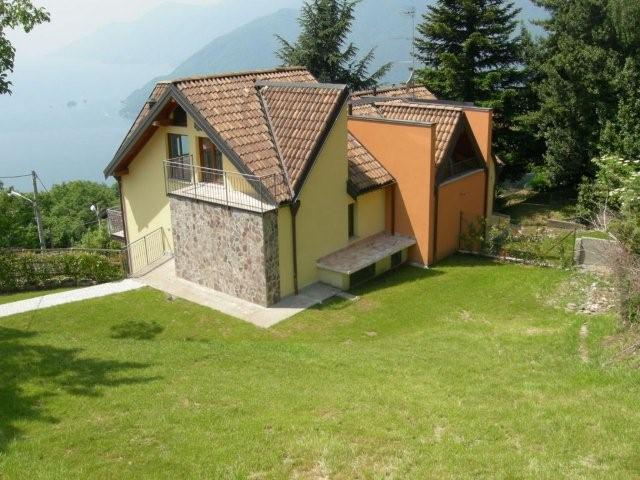 Vendesi monolocale con giardino a Maccagno - 01