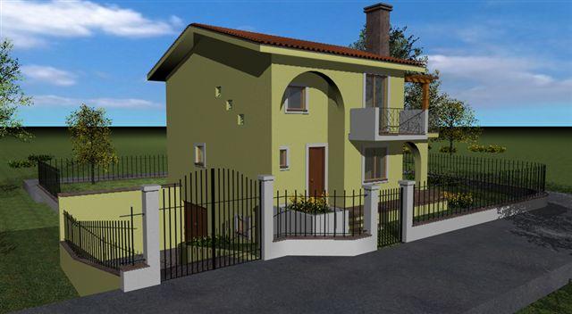 Vendesi villa con terrazzo a Roseto Capo Spulico - 01