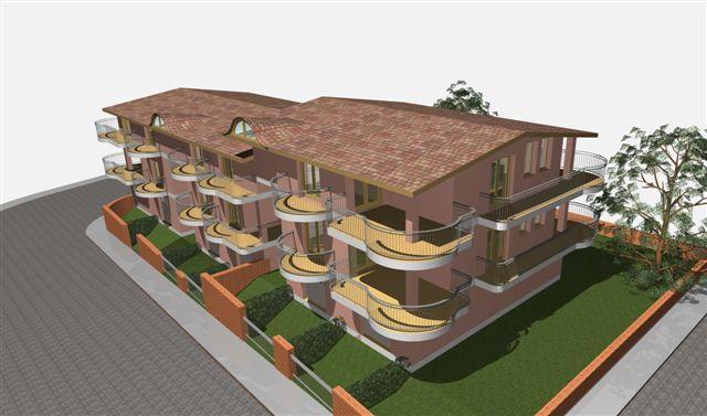 Vendo monolocale con giardino a San Sostene - 01