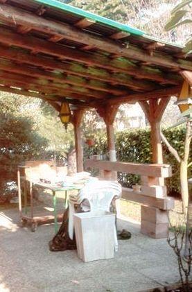 Villa con giardino a Brembate - 01