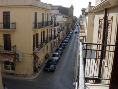 Vende monolocale Menfi centro storico