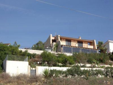 Villa con giardino Sciacca san marco