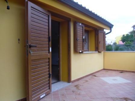 Villa a Tresnuraghes in porto alabe - 01