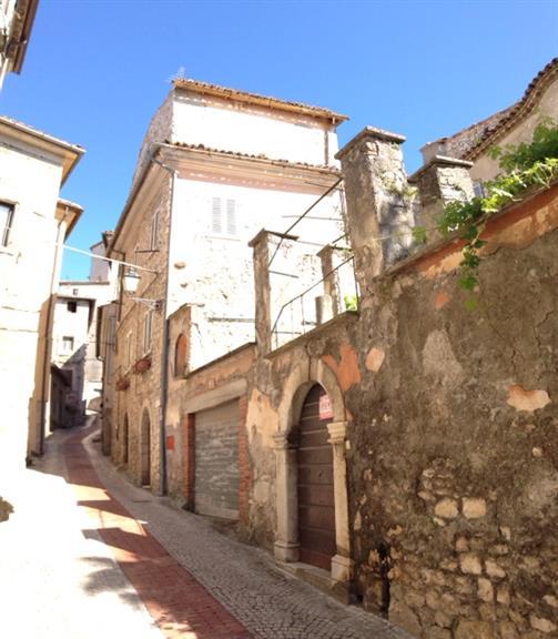 Casa indipendente con giardino Veroli centro storico - 01, Foto