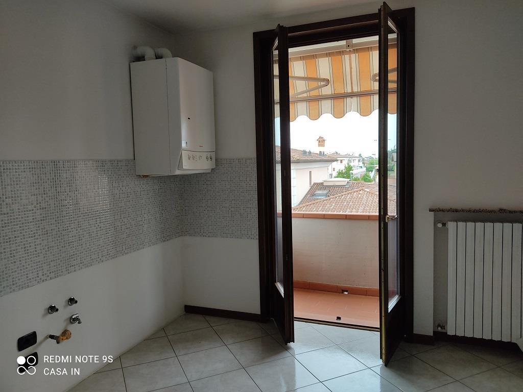 Appartamento con box doppio a Podenzano