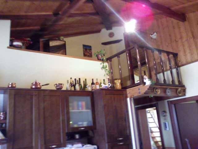 Appartamento ristrutturato La Spezia canaletto - 01, Cucina e soppalco