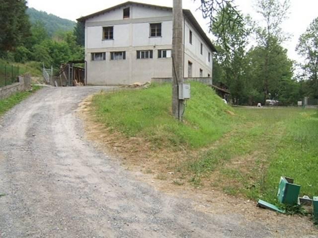 Vendesi capannone con giardino a Fivizzano - 01, Foto