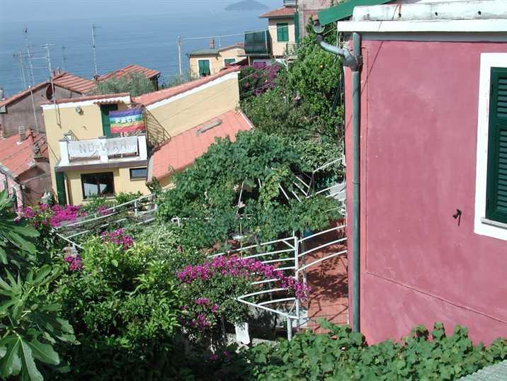 Casa indipendente con giardino a Lerici - solaro - 01, Foto