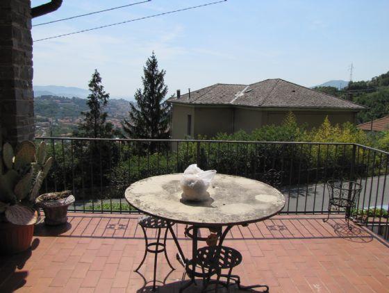 Villa con giardino La Spezia la foce - 01, varie