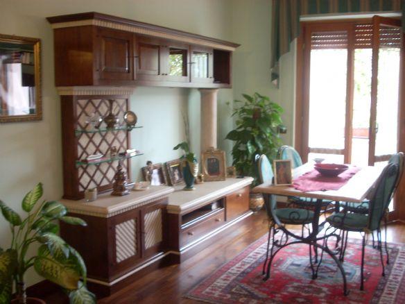 Appartamento con giardino a Arlena di Castro - 01, villino arlena vende