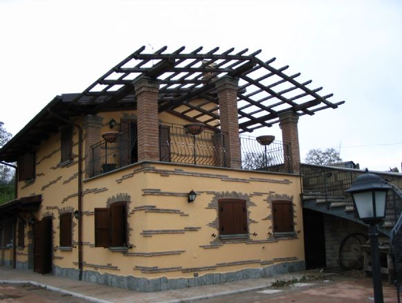Villa a Lubriano - 01, Foto