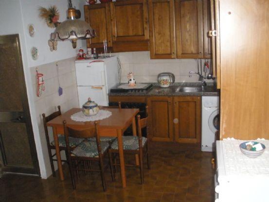 Appartamento Montecatini Val di Cecina sassa - 01, CUCINA