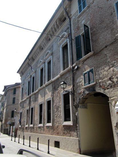 Stabile/palazzo con giardino Brescia centro storico pregiato - 01, Foto