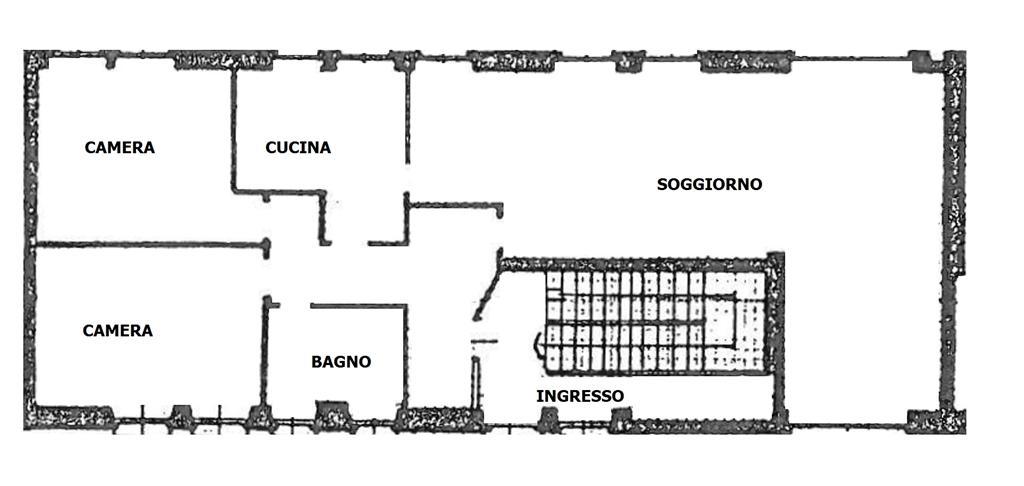 foto 1 di Appartamento con Giardino a Seveso - Rif. T14