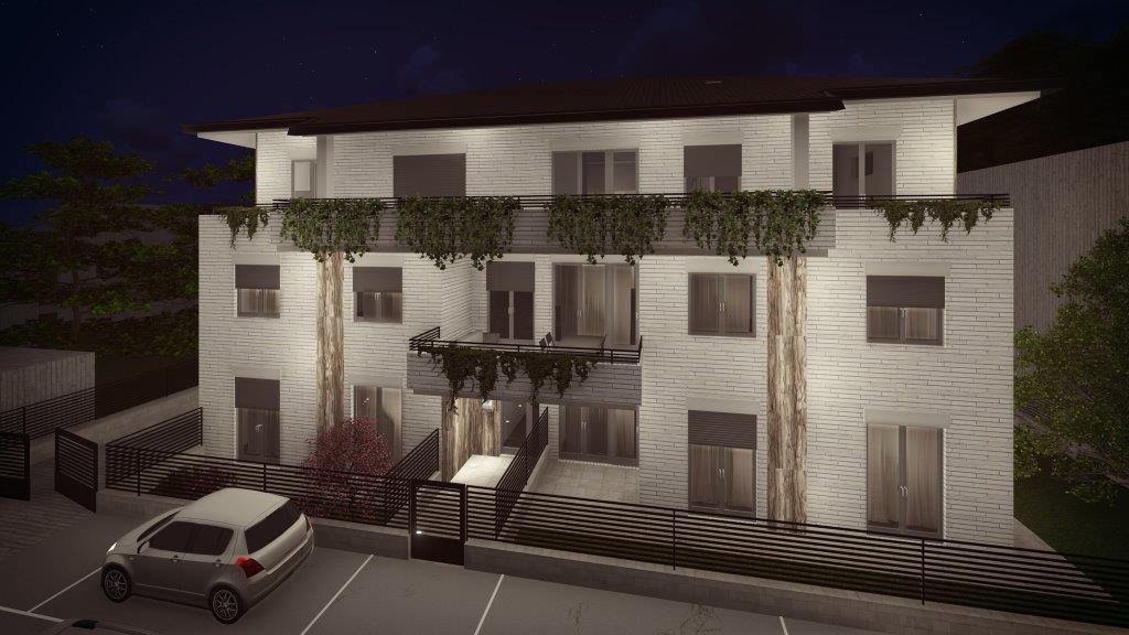 foto 1 di Appartamento con Giardino Cesano Maderno binzago - Rif. T119